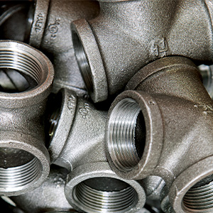 Malleable Iron and Mild Steel Fittings Products