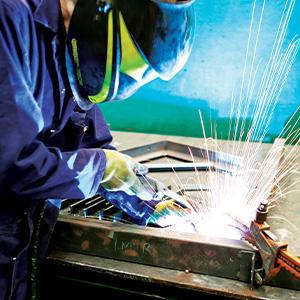 Steel Fabrication Range