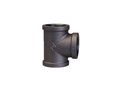 Malleable Iron 130 Tees – Black
