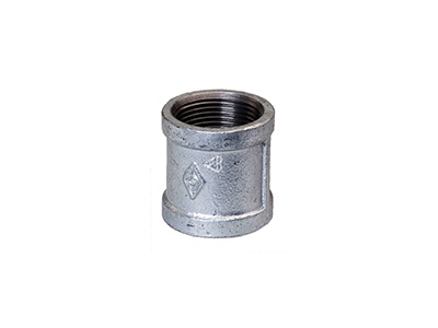 Malleable Iron 220 Couplings BSPT – Galvanised