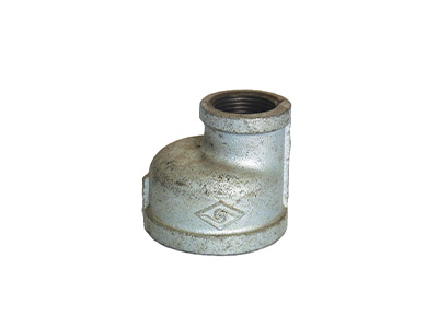 Malleable Iron 260 Eccentric Reducing Sockets – Galvanised