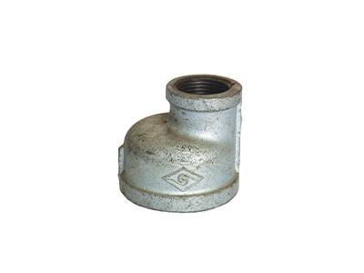 260 Eccentric Reducing Sockets - Galvanised