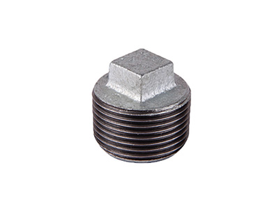 291 Hollow Plugs - Galvanised