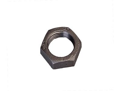 Malleable Iron 310 Backnuts – Black
