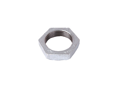 Malleable Iron 312 Recessed Backnuts – Galvanised