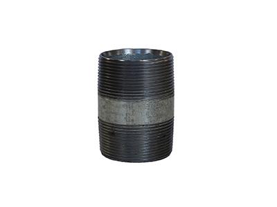 Mild Steel Galvanised Barrel Nipples Heavy