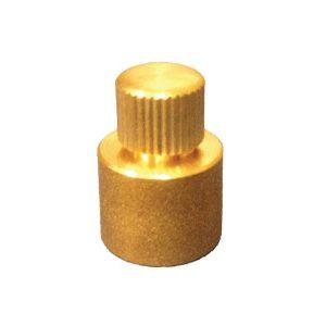 Brass Air Vent Cap