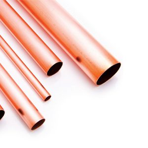 Copper Tube to EN1057 - Formerly BS2871 TX - 3M Lengths