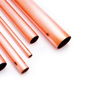 Copper Tube to EN1057 - Formerly BS2871 TX - 6M Lengths