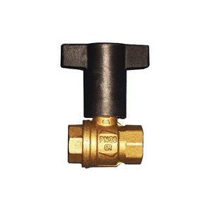 DZR Ball Valves Extended Handle BSP Ends, PN30, WRAS Apprd.