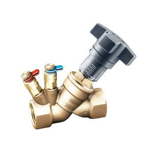 Hydrocontrol Bronze F O Comm. Sets, BSP 2 Test Points, WRAS Apprd.