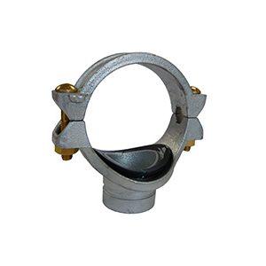 Mechanical Tees Grvd, Style 920 920N - Galvanised