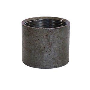 Mild Steel Sockets - Black