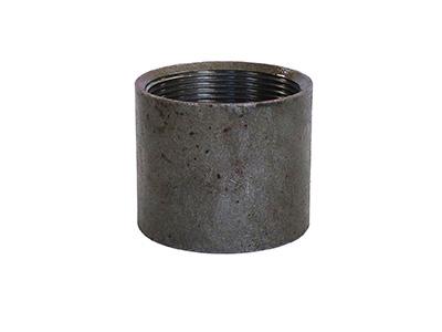Black Mild Steel Socket