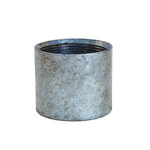 Mild Steel Sockets - Galvanise