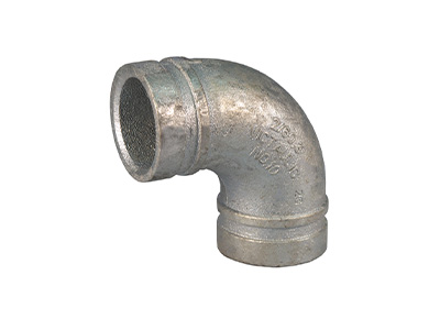 Victaulic No.10 90° Elbows – Galvanised