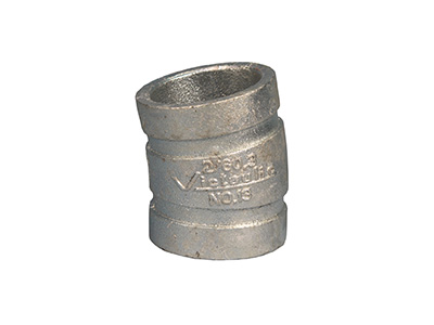 Victaulic No.13 11 1/4° Elbows – Galvanised