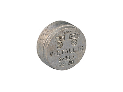 Victaulic No.60 Caps – Galvanised