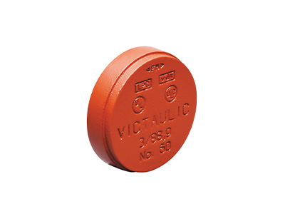 Victaulic No.60 Caps – Red