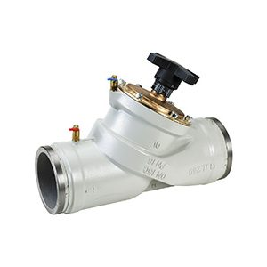 Oventrop Double Reg & Commissioning Valves - Series 7890