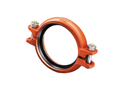 Victaulic QuickVic Flexible Couplings – Style 177, Orange