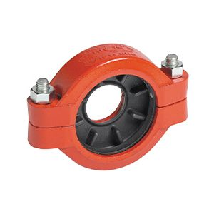 Reducing Couplings, Style 750 - Red