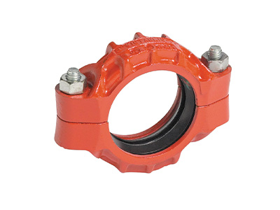 Victaulic Flexible Couplings, Style 77 – Orange