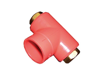 BlazeMaster® CPVC Fittings - Back-to-Back  Sprinkler Tee