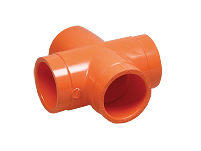 BlazeMaster® CPVC Fittings - Cross Equal