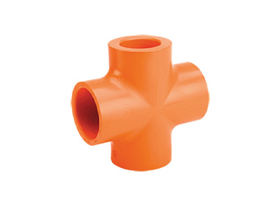 BlazeMaster® CPVC Fittings - Cross Reducing