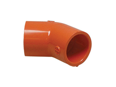 BlazeMaster® CPVC Fittings - Elbow 45°