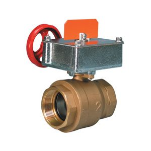 FireLock Ball Valves, Series 728 - Brass
