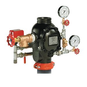 FireLock European Alarm Check Valve Stations, Series 751