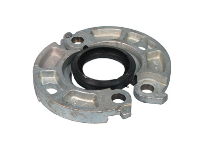 100mm Victaulic PN16 Flange Adapter – Galvanised