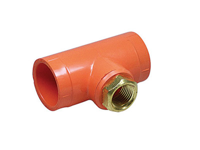 BlazeMaster® CPVC Fittings - Sprinkler Head Tee