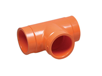 BlazeMaster® CPVC Fittings - Tee Equal