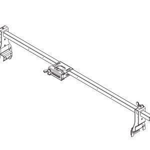 VicFlex AB1 Bracket Open Gate Subassembly Adjustable