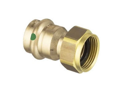 Viega Connection screw fitting with SC-Contur