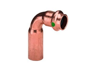 Viega Profipress Reducing elbow 90° with SC-Contur