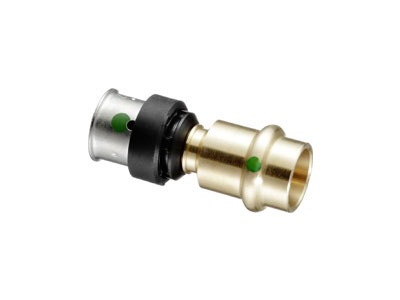 Viega Smartpress Adapter with SC-Contur