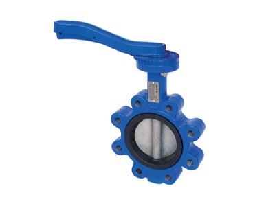 Albion Valves Art 135, PN16, Ductile Iron Butterfly Valve, Lugged & Tapped Type, EPDM Liner