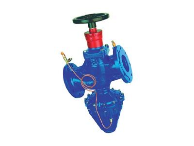Albion Valves Art 241LP, PN16, Differential Pressure Control Valve (DPCV)