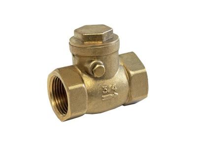 Albion Valves Art 84R, Brass Swing